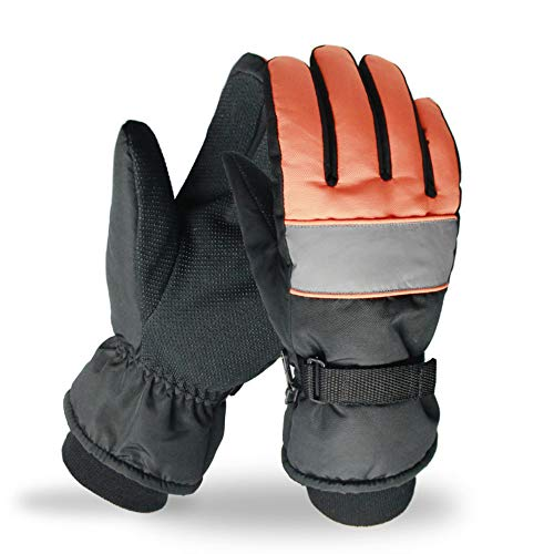 New era multi-function racing gloves, Gants De Ski Réfléchissants De Mode Épaississants Incorporant Un Sac Étanche Coupe-vent, Des Gants Chauds D'équitation, Du Snowboarding Alpinisme Et Autres Sports