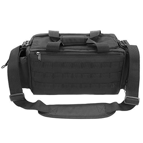 UTG Range Bag, Unisex Adulto, Black, One Size