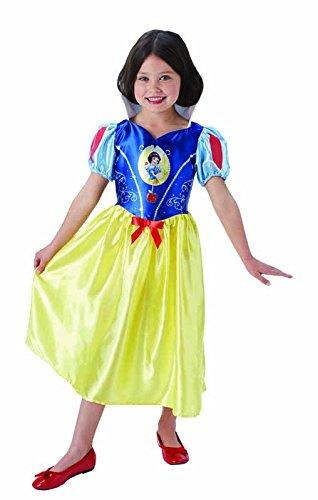 Rubie's- Costume Biancaneve per Bambini, Multicolore, M, IT620642-S