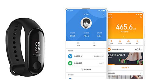 Xiaomi Mi Band 3 - Original - Lançamento 2018