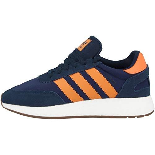 Adidas Schuhe I-5923 Collegiate Navy-Gum 5-Grey Five (B37919) 43 1/3 Blau