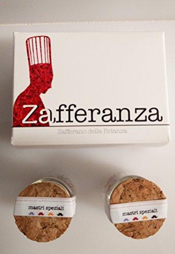 Zafferano italiano in pistilli 1 g. Made in Brianza