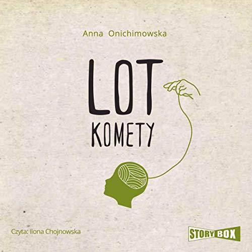 Lot Komety audiobook cover art