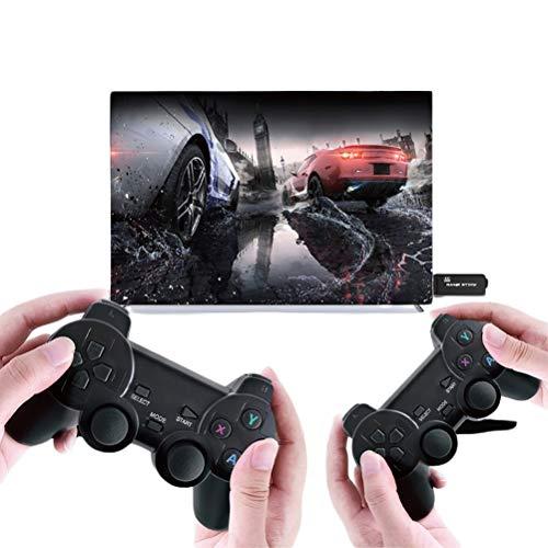 KKPLZZ tairong Controller Switch PRO, Console Wireless USB Game Stick Console per Videogiochi Mini Controller retrò a 8 Bit Uscita HDMI Dual Player Costruito nel Gioco Classico 3500