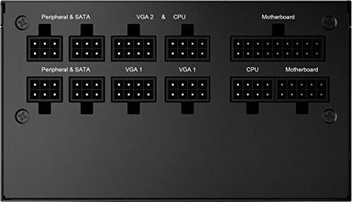 MSIMPGA750GFPC電源ユニット750W80PLUSGoldPS1026
