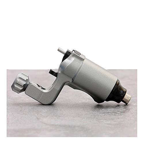 LPVIE Raum Aluminium Professionelle Tattoo Maschine Slider Hollow Cup Motor 8500 U/Min Slash Und Nebelmaschine Geräuscharm Kein Fieber Für 4 Aufeinanderfolgende Stunden Leichtgewicht