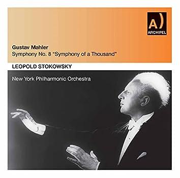 Leopold Stokowsky conducts Mahler Symphony No. 8