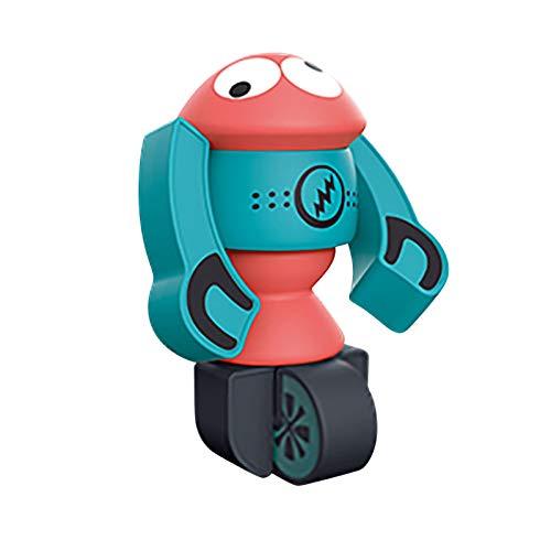 VRTUR Magnetische Bausteine Spielzeuge, Magnetische Roboter Bauklötze Set mit Aufbewahrungsbox Pädagogische Spielzeug Geschenk für Kinder im Alter Spielzeug für Kinder ab 3 4 5 6 7 8 9 10 11 12Jahre