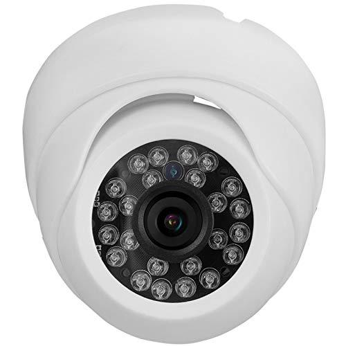 420TVL Cámara de visión nocturna por infrarrojos, cámara domo de seguridad para el hogar a prueba de agua IP66, filtro de conmutación automático IR-CUT incorporado, para seguridad en el hogar(PAL)