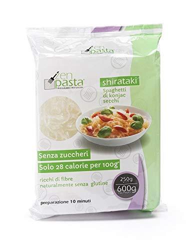 Zenpasta Espaguetis de Konjac Deshidratados Shirataki 250 g