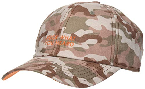 Cayler & Sons Cap What You Heard Curved MC, Size:One Size...