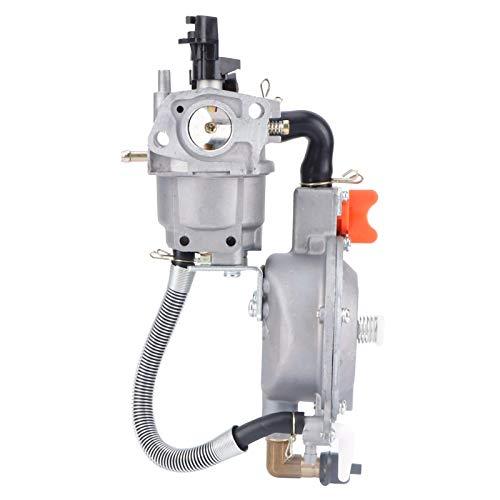 Kit de carburador, material de aluminio de calidad duradera, rendimiento estable, profesional,...