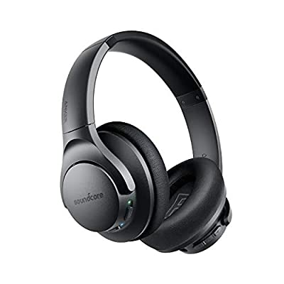 Anker Soundcore Life Q20 - Most Durable Wireless Over-Ear Headphones