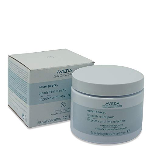 Aveda Outer Peace acne relief pads