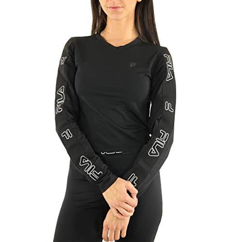 Fila T-shirt dames FAYOLA lange mouwen shirt ML dames zwart 682745