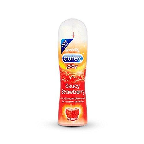 Durex Play Saucy Strawberry Lube