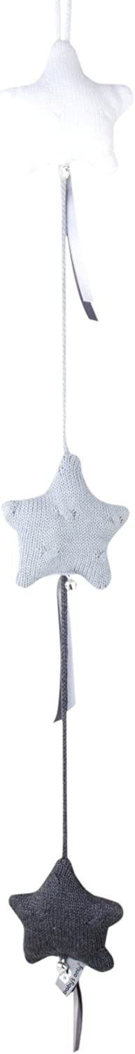 Baby's Only Knitted Garland Hanging Decoration Star
