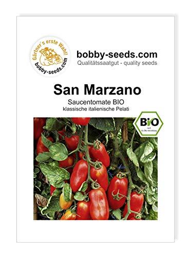 San Marzano BIO Tomatensamen von Bobby-Seeds Portion