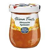 Menz&Gasser Confettura Extra di Albicocche Prima Frutta - Confettura con Frutta di Alta Qualità, 1 Vaso x 340 g
