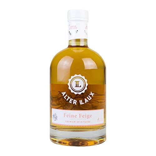 Alter LAUX Feine Feige Spirituose 40%, Feigen Obstbrand, 500ml
