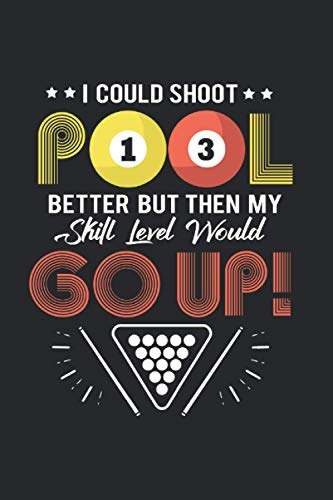 I Could Shoot Pool Better But Then My Skill Lord Would Go Up Kalender 2021: Billard Terminplaner 2021 Mit Uhrzeit Billardkalender Lustig Billard ... Billard Jahresplaner Wochenplaner 2021 Buch