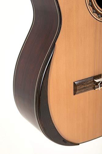 GEWA Armauflage Konzert-Gitarre, Ebonized matt-schwarz