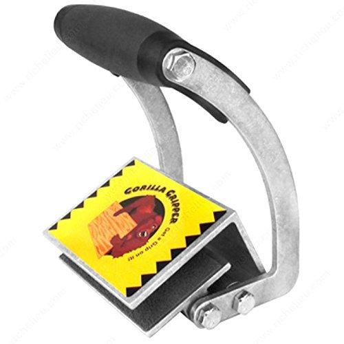 """Gorilla Gripper 'Door' Gripper 1-1/4"""" to 2"""" (31 to 52mm) Panel Carrier"""