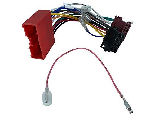 ISO Adapter Autoradio für Mazda 2 3 5 6 etc.