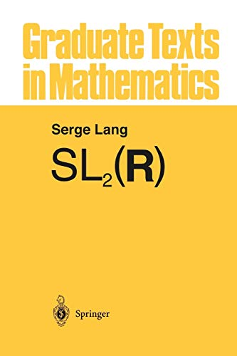 Sl2(r): 105
