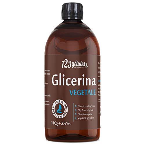 Glicerina Vegetale 1 L - Origine Naturale