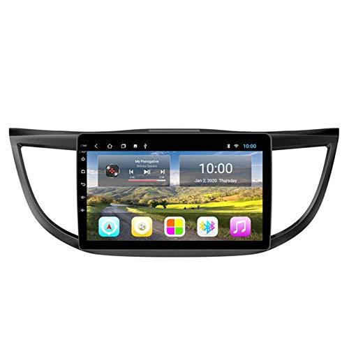 GPS 2G + 32GB Coche GPS Imagen De Navegación Para Automóvil Máquina Todo En Uno Para Honda CRV 12-16 GPS Navegación, Notificación De Voz De Varias Condiciones De Tráfico, Actualización De Mapas Gratui