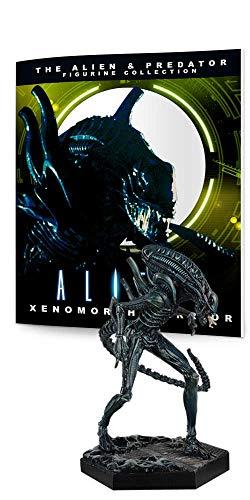 Eaglemoss Alien & Predator - Alien XENOMORPHE Warrior - Figure 13 cm