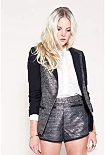 Finders Keepers - Remember A Day Jacket (FX130236J - Black/Gold)