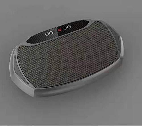 Topashe Plataforma Vibratoria de Fitness Motor,Máquina de Adelgazamiento 3D, máquina de Modelado de Cuerpo de pie-A,Plataforma Vibratoria Fitness