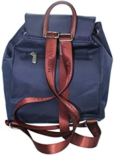 91c2a6f42cc9f Petit sac à dos femme HEXAGONA Cradle bleu marine