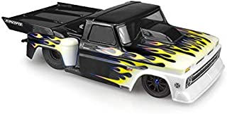 J Concepts Inc. 1966 Chevy C10 Step-Side with Ultra Rear Wing, JCO0373