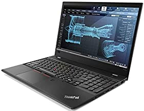 Oemgenuine Lenovo ThinkPad P52 Laptop Computer 15.6 Inch FHD IPS Display 1920x1080, Intel HexaCore (6 cores) i7-8750H, 64GB RAM, 1TB SSD, NVIDIA P1000, Fingerprint, Backlit Keyboard, W10P