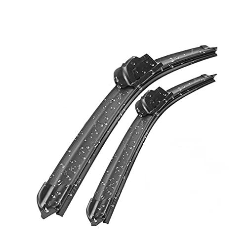 Hojas Repuesto Escobilla Limpiaparabrisas De Coche para Mitsubishi Outlander MK1 2003-2007 Parabrisas 22'19' 14' Accesorios Mute