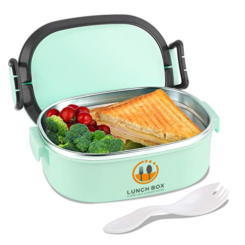 Bento Lunch Box for Adults & Kids