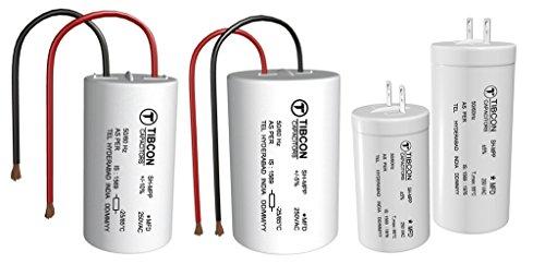 TIBCON Capacitor 2.50 MFD 440 VAC - Pack of 10
