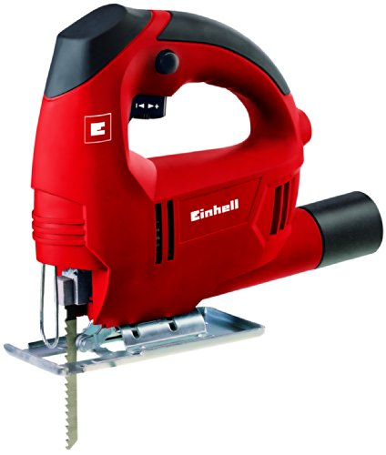 Einhell 4321117 Seghetto Alternativo Tc-Js 60, 410 W