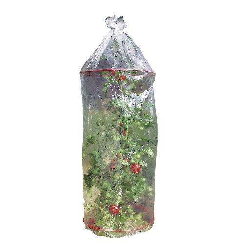 Schumm Tomatenreifehauben mit Abstandsringen, 1,3 x 0,65 m, transparent