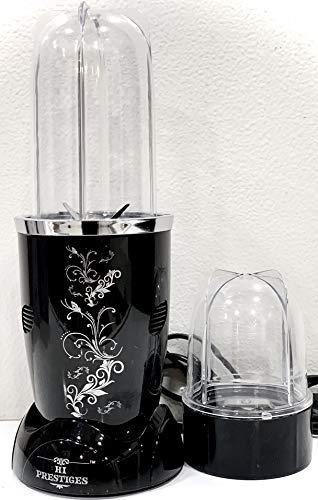 hi prestiges Nutri 400 Watt Juicer Mixer (Black)