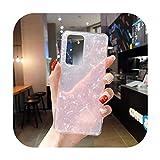 Coque de téléphone avec chaîne de poignet en forme de cœur pour Samsung Galaxy S20 S7 S8 S9 S10...