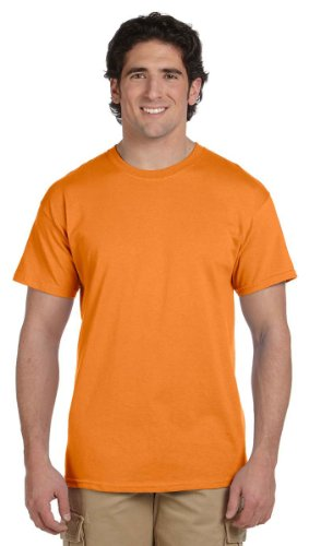 Gildan, Ultra Cotton, maglietta da adulto, unisex Beige Medium