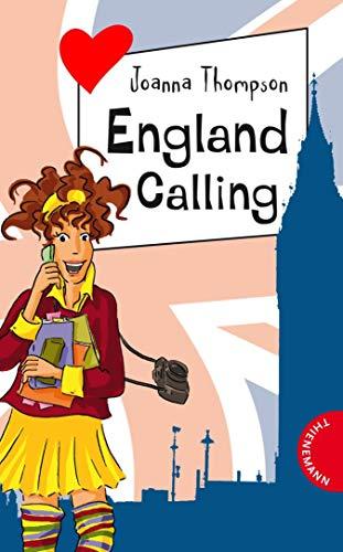 Girls' School – England Calling: aus der Reihe Freche Mädchen – freche Bücher! (English Edition)