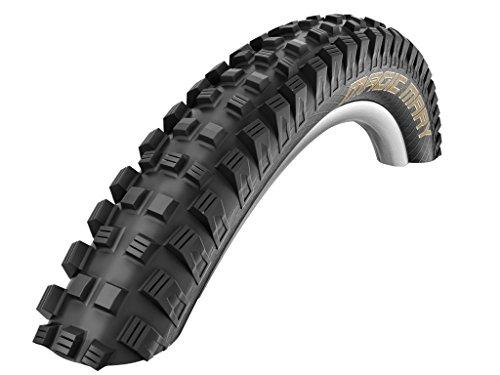SCHWALBE Magic Mary Addix Folding Addix Ultrasoft Downhill 2x67TPI 20-46PSI 1410g Tire, Black, 275' x 20/35'