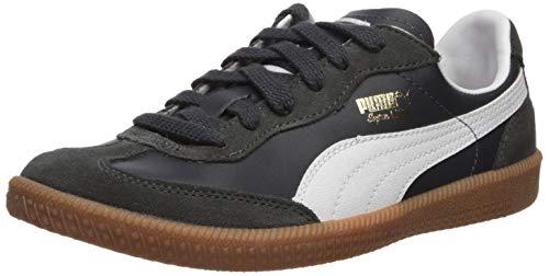 PUMA mens Super Liga Og Sneaker  New Navy-white  10 M US