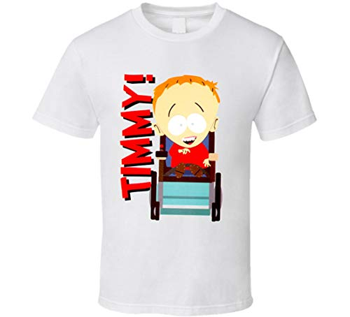 N/N Timmy South Park Funny TV Cartoon t-Shirt