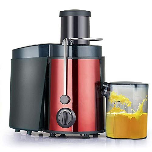 RUCHUFT Mixer Smoothie, Stabmixer Mini Beruf Kommerzielle Hochleistungs Fruchtsafttrennmaschine Mit GroßEm Kaliber, Black